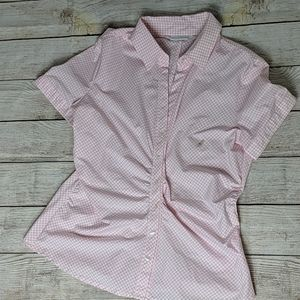 New york and company button up top